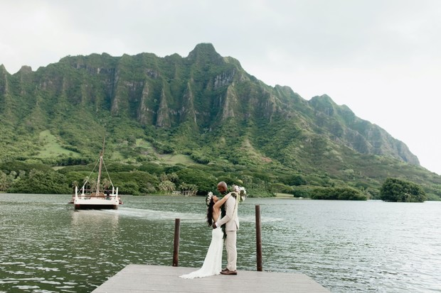 get married on Oahu