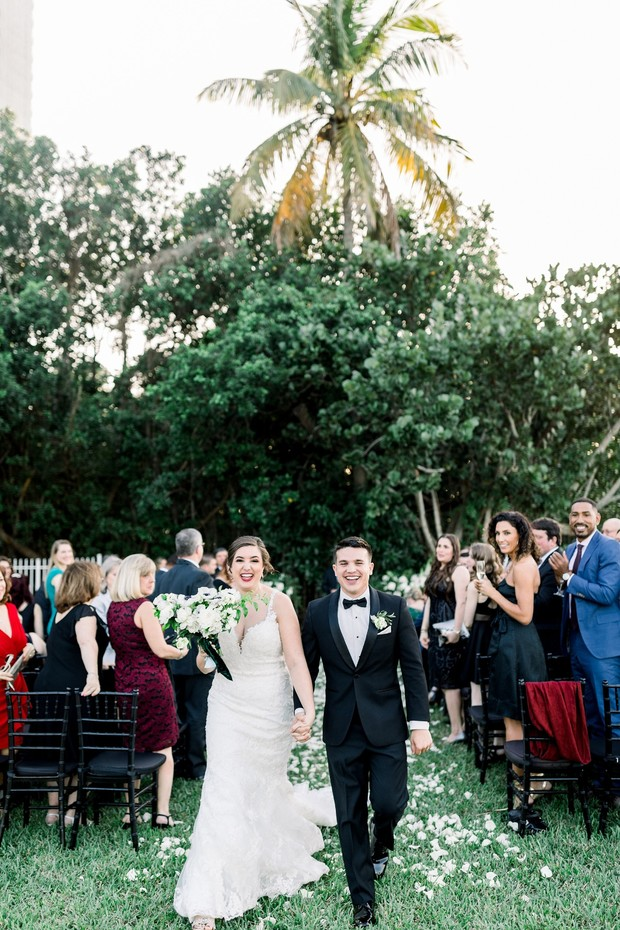 just married in Florida
