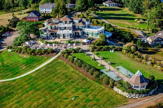 Maine -Top 50 Wedding Venues In The USA