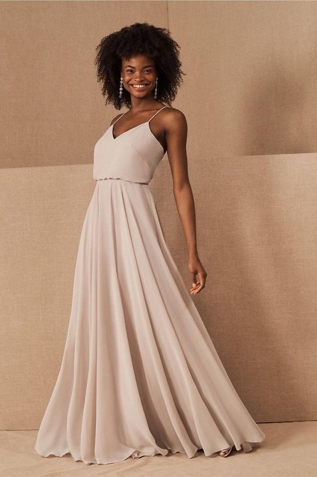 Ready-to-Ship Wedding Dresses and Bridesmaid Gowns From BHLDN