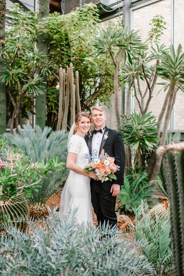 The The Greenhouse at Driftwood wedding
