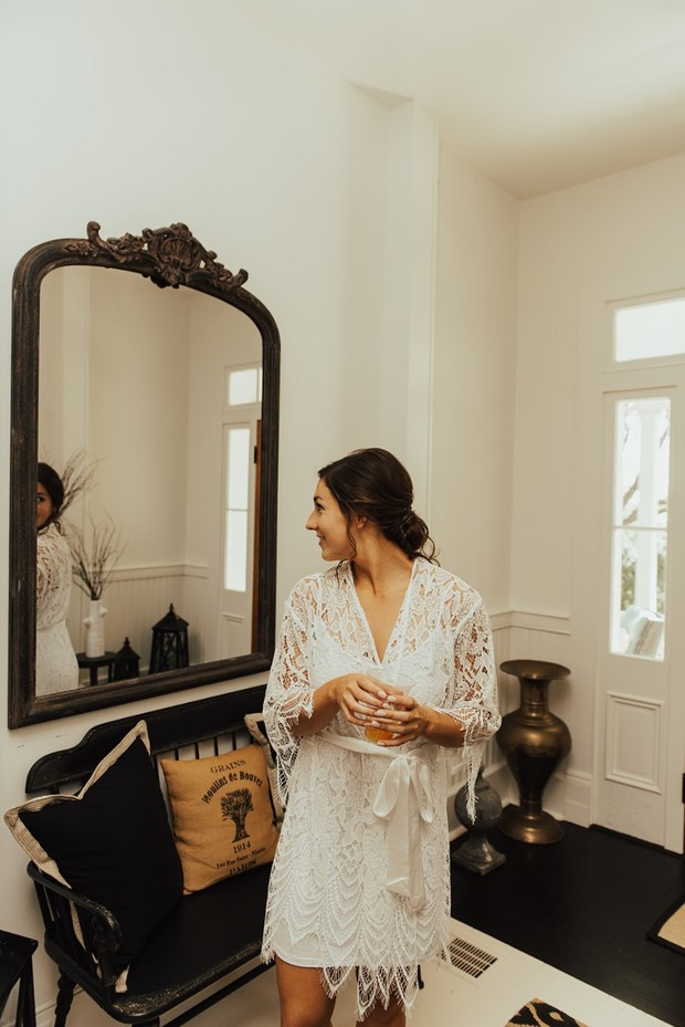 Where You Get Ready the Morning Of Your Wedding Matters