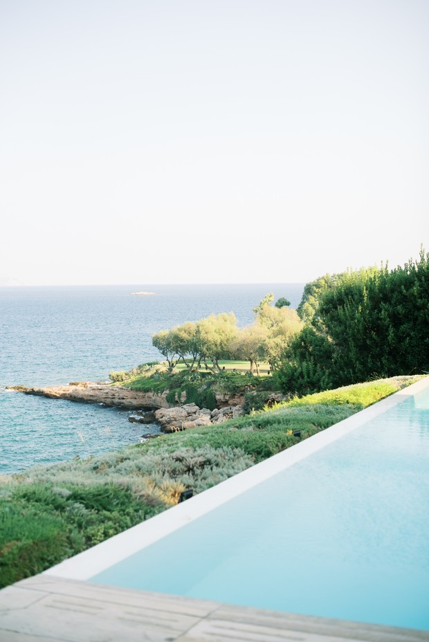 Greece wedding venue