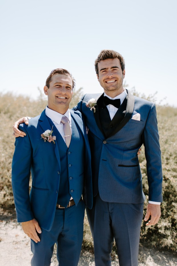 groom and best man outfit ideas