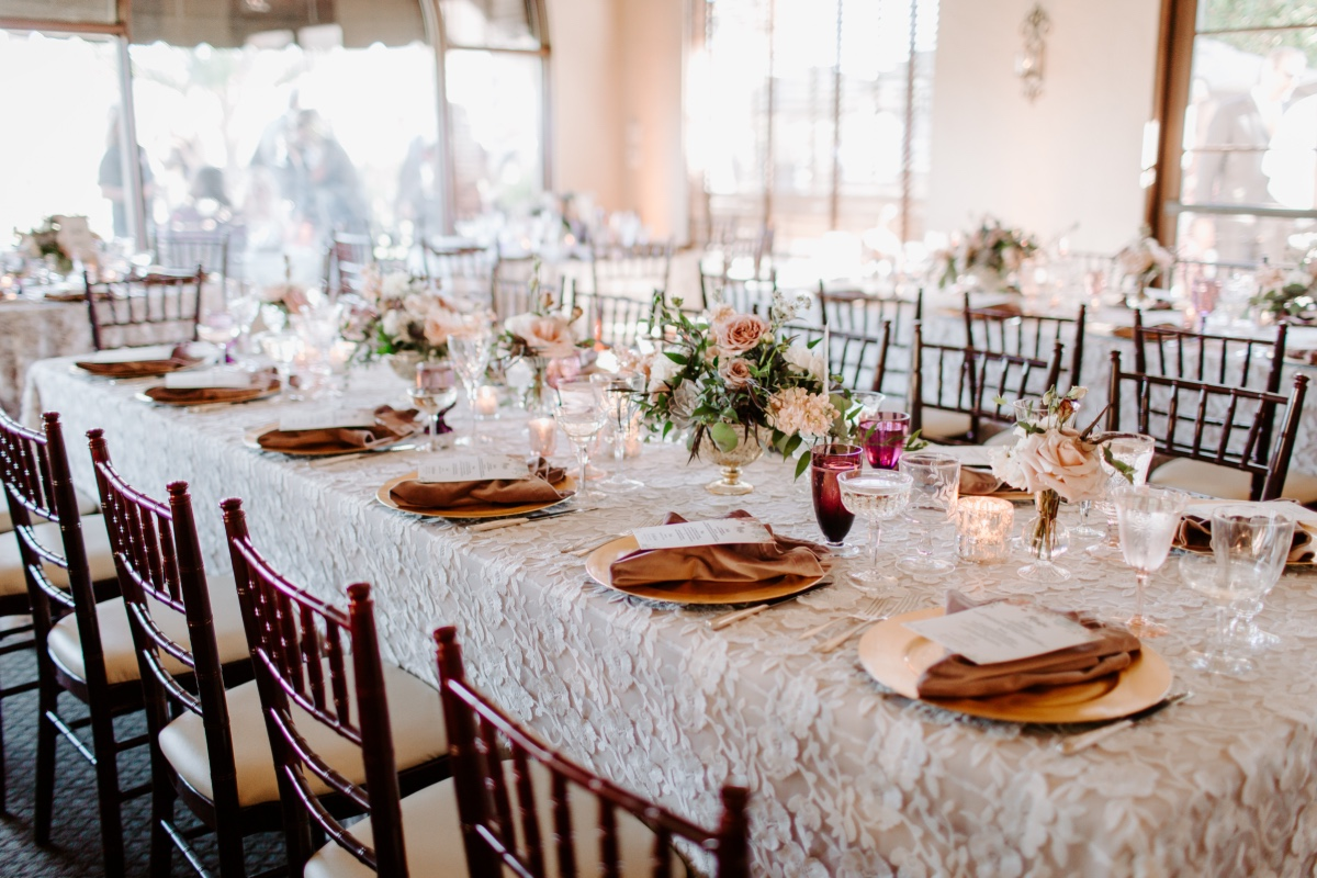 romantic vintage wedding decor ideas