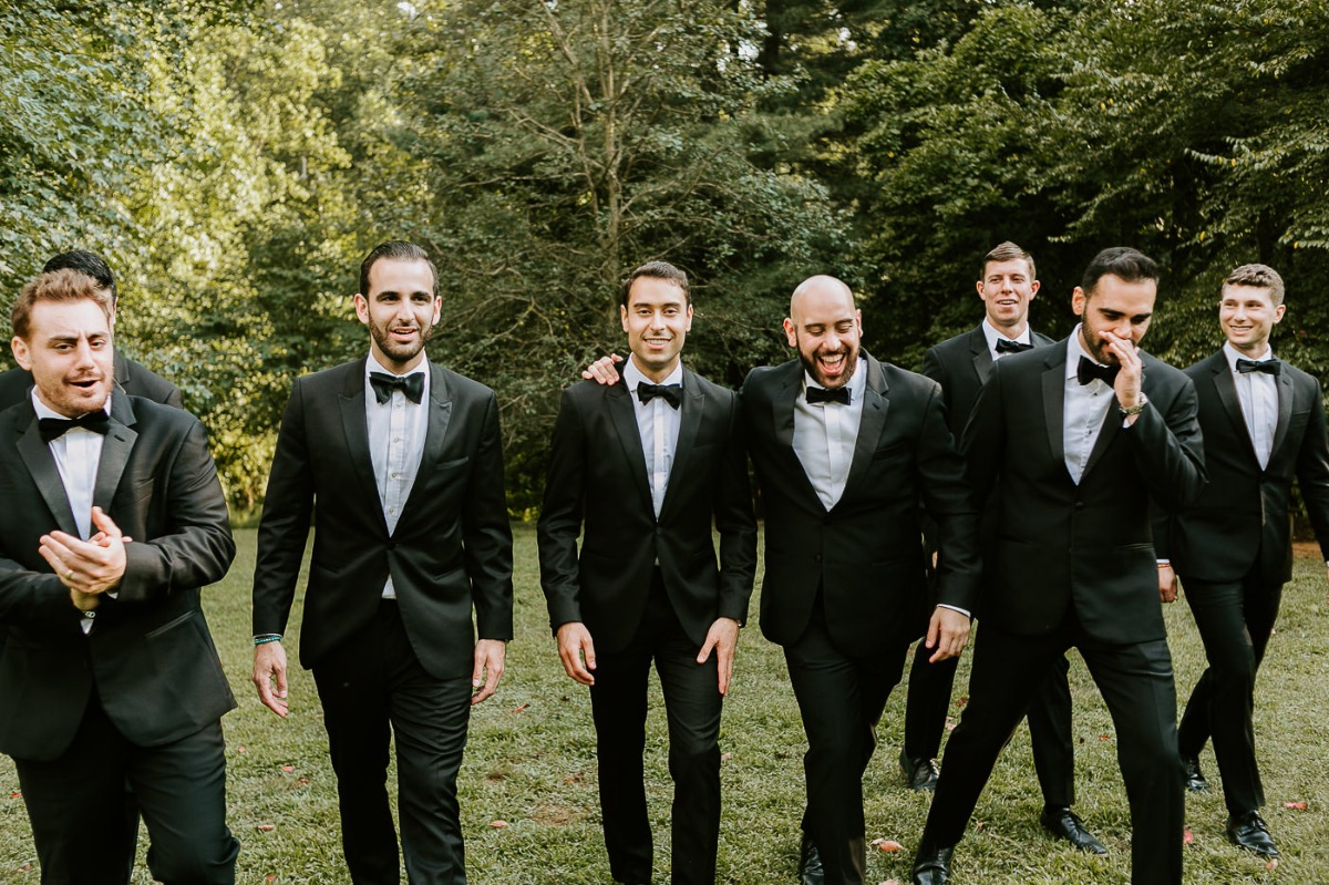 photography pose ideas for the Groomsmen