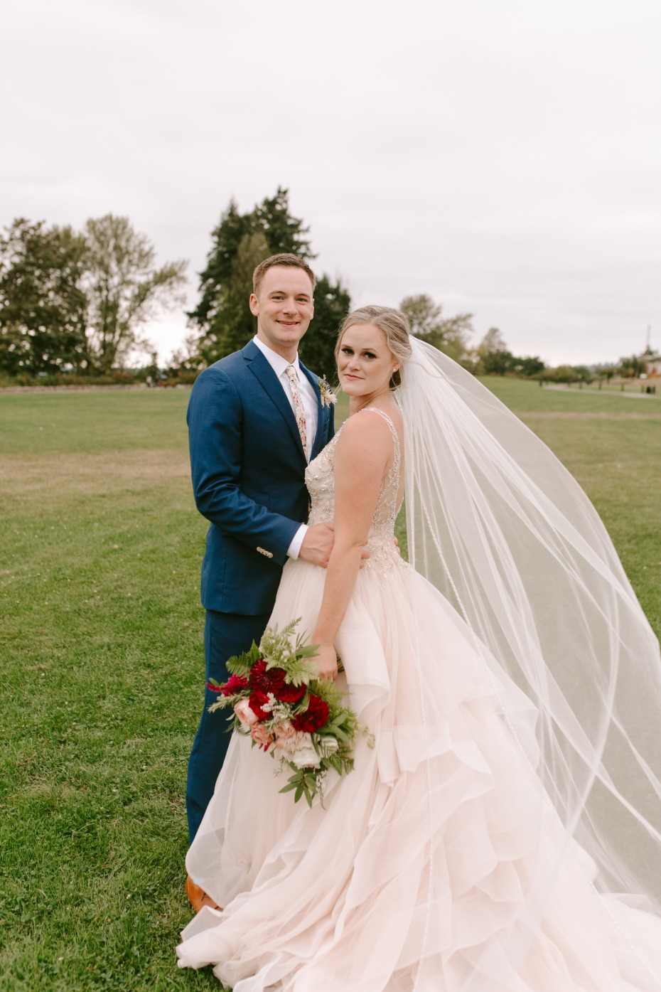 Seattle wedding at the Foundry