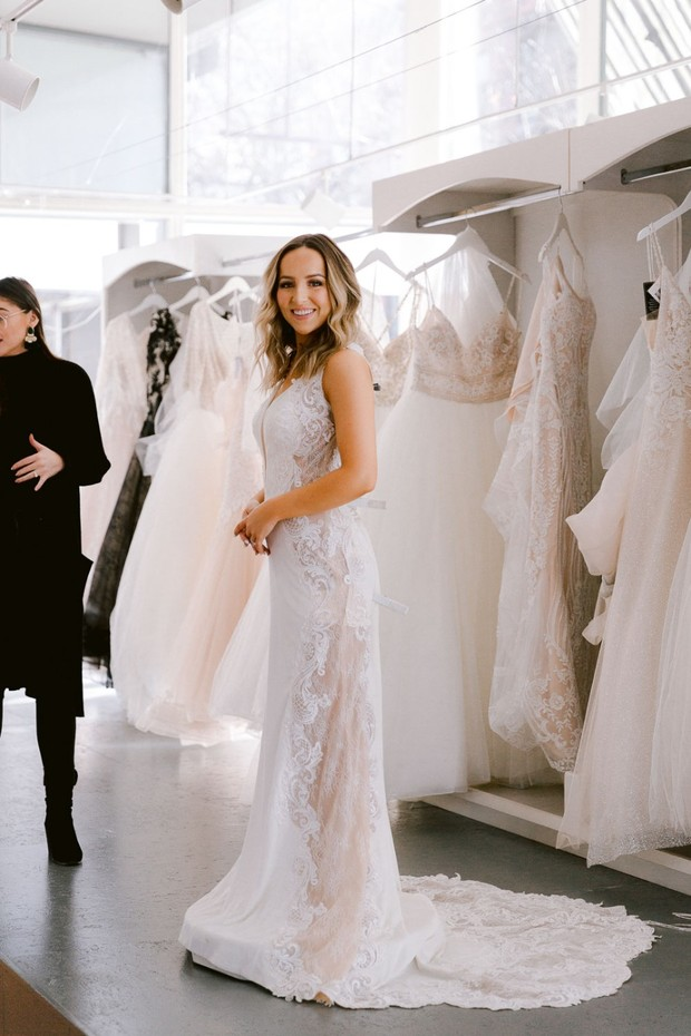 Rules for Wedding Gown Shopping From Maggie Sottero Designs