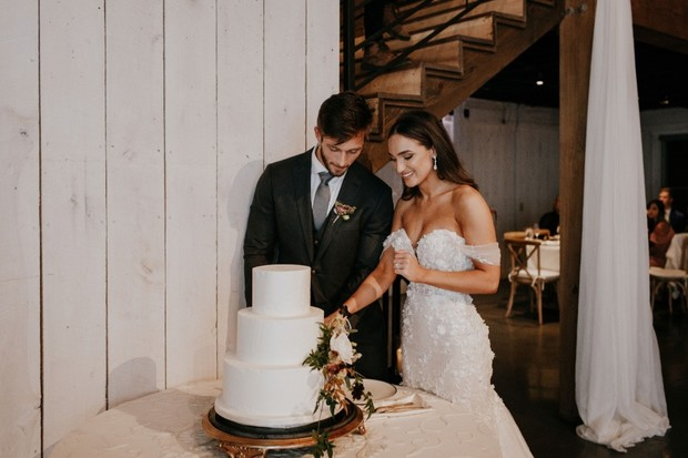 Every Bride Wants to Put Her New [Last] Name On This Nashville Venue