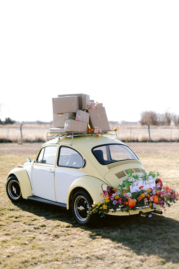 Style Your Own Getaway Car With This Adorable DIY From Afloral