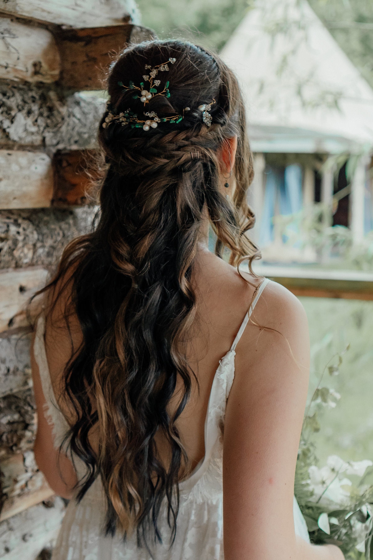 long wedding hair ideas