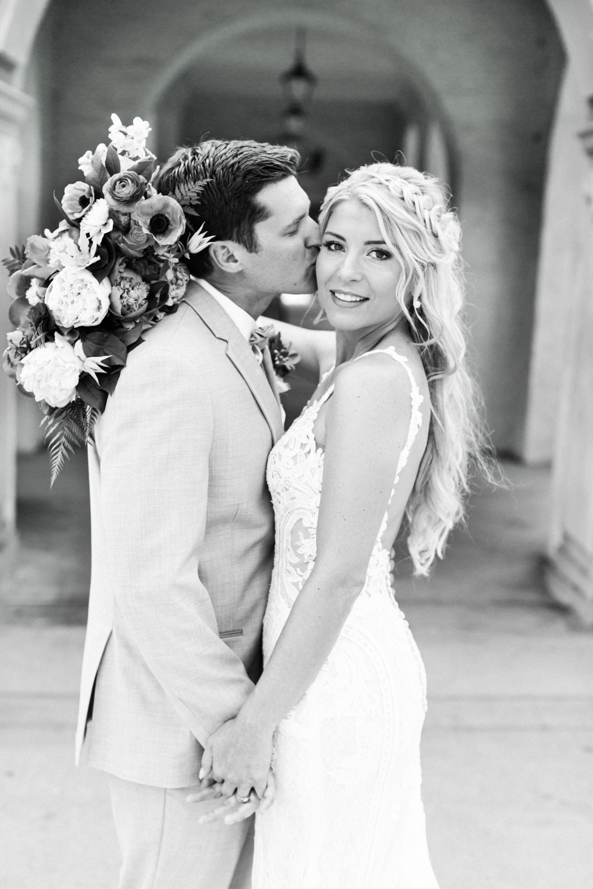 couple portrait captured by James and Jess Photography