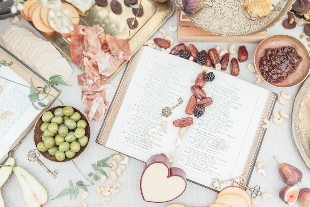 charcuterie table ideas