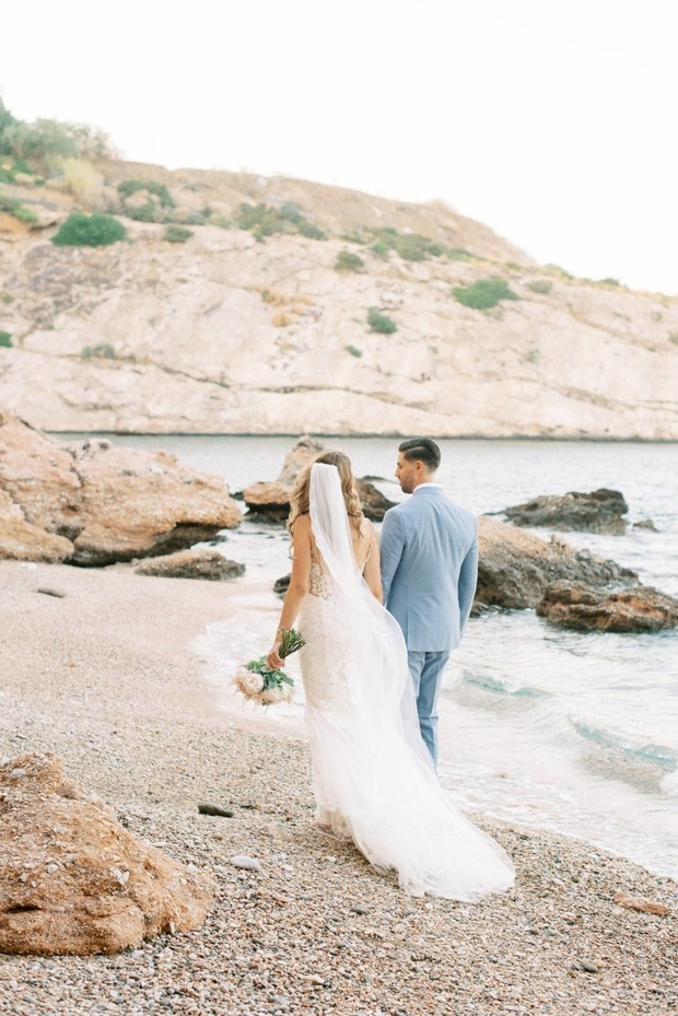 Greece destination wedding photographer