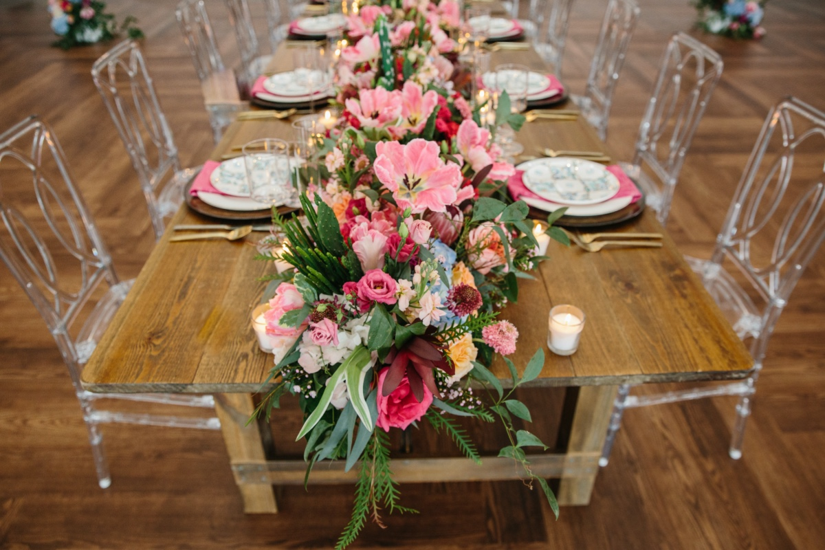 wedding table design ideas