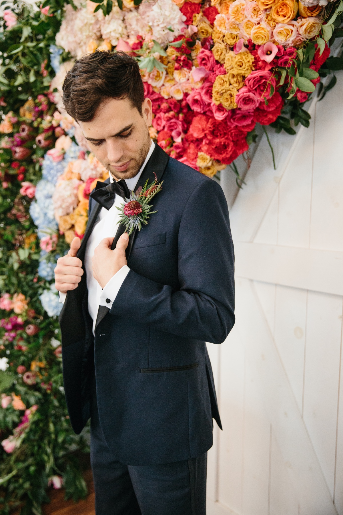 The Black Tux suit rental
