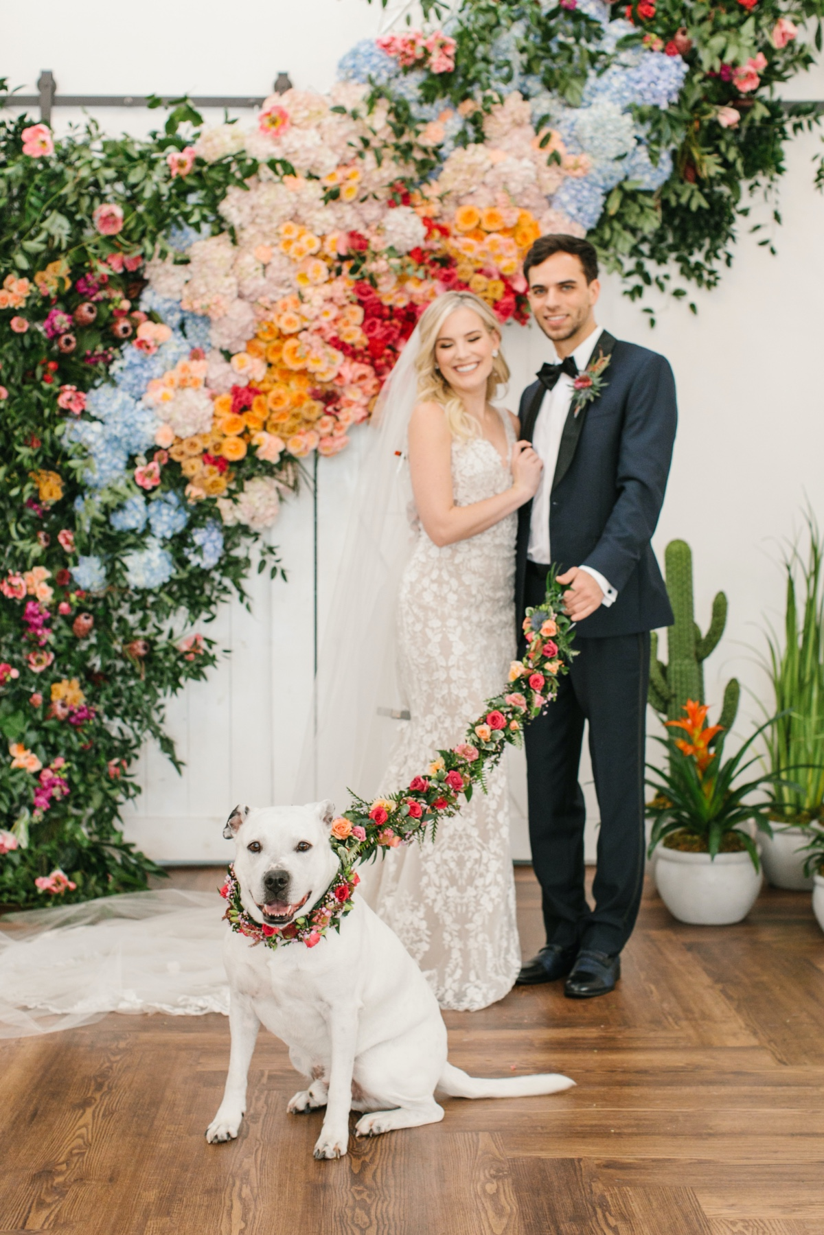 How to incorporate your dog into your wedding