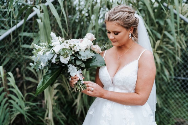 This Wedding in Australia Barely Missed the COVID19 Cut Off
