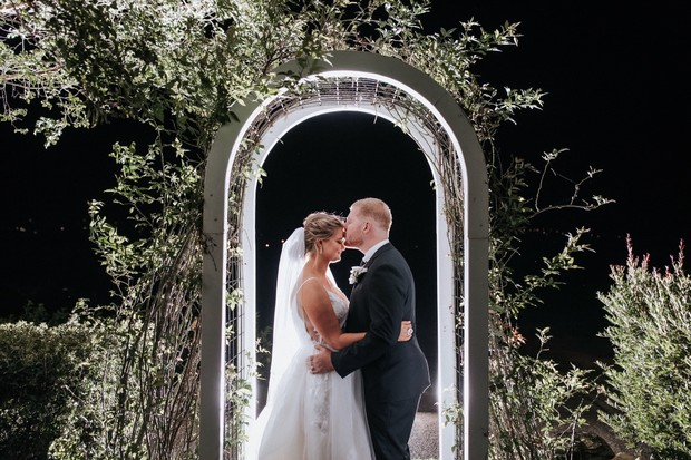 This Wedding in Australia Barely Missed the COVID19 Cutoff