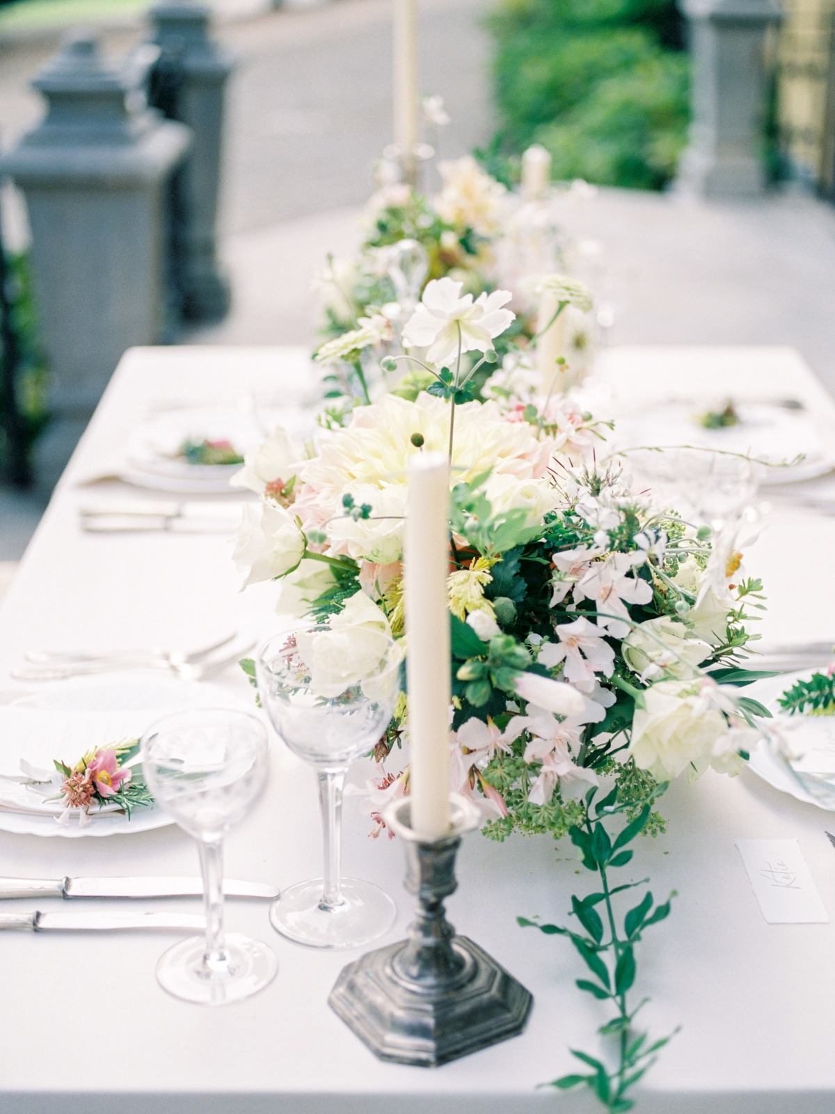 luxury wedding table decor ideas