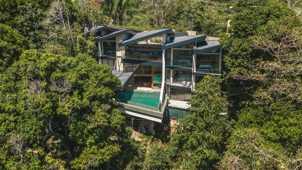 Tropical Private Villa in Costa Rica - Villa Punto de Vista