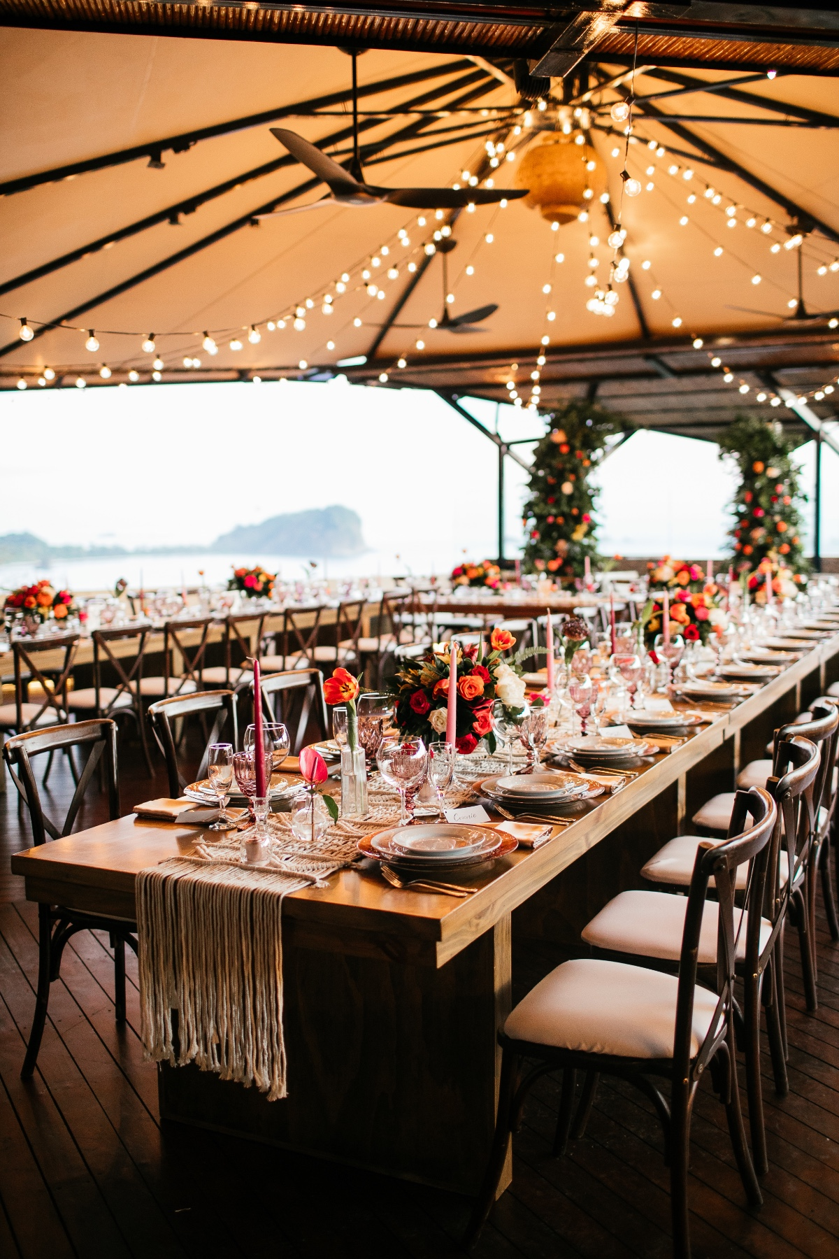 tropical boho wedding ideas