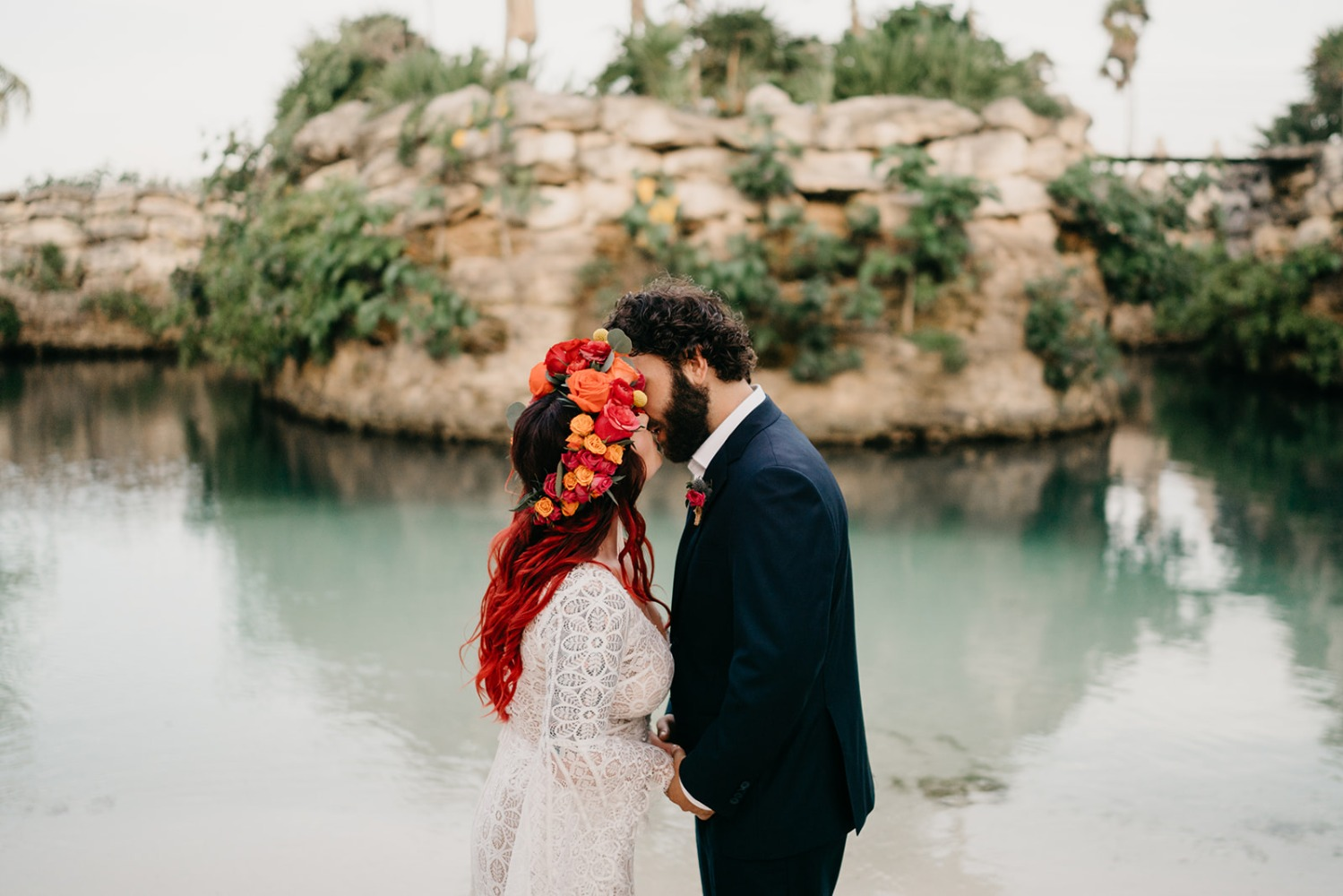 Frida Kahlo Inspired wedding