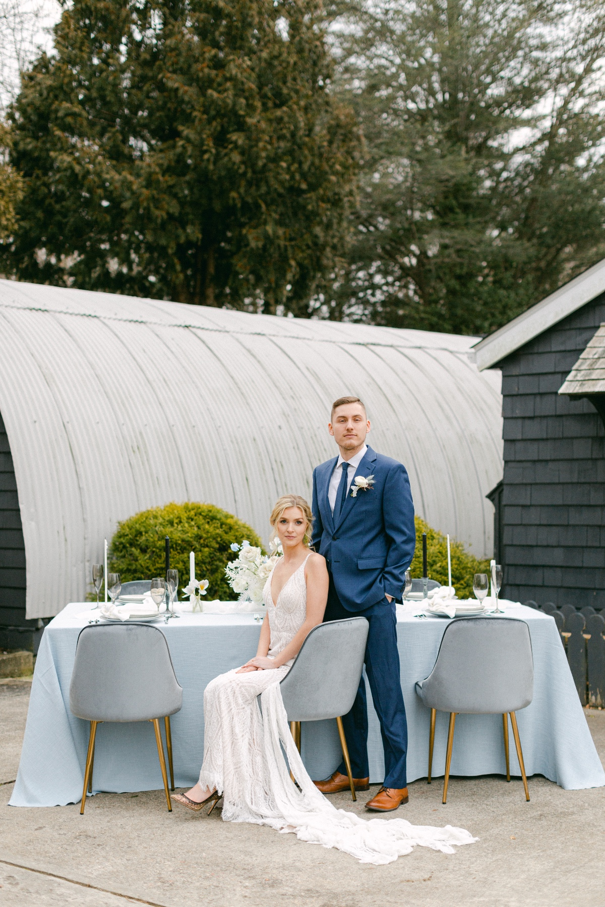 New England - intimate wedding reception venue