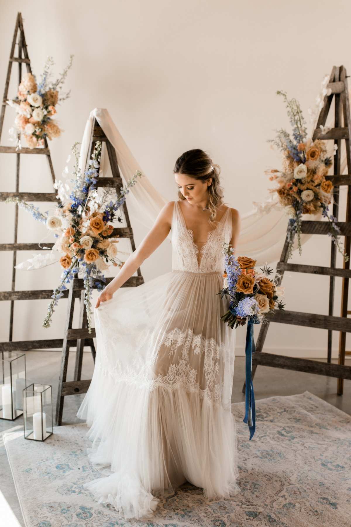 Clementine wedding dress by Willow