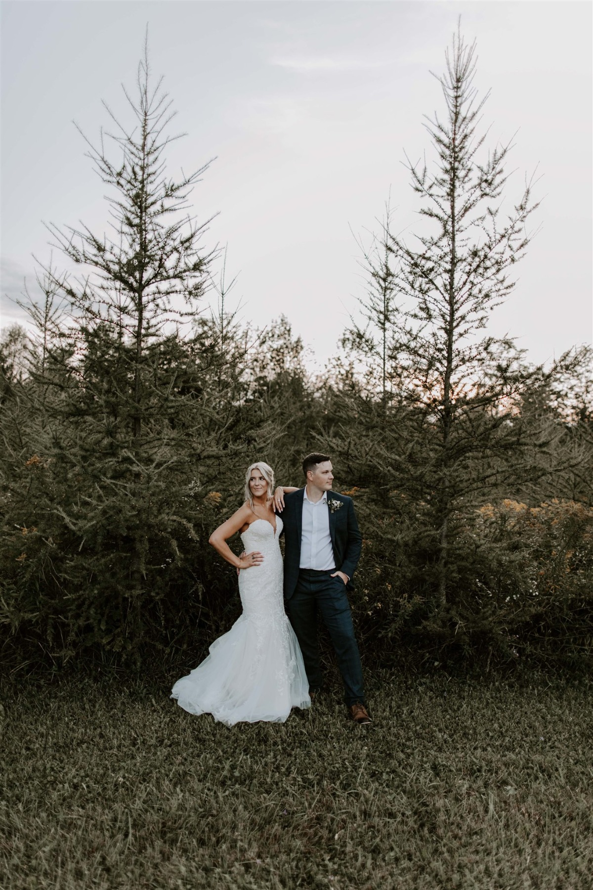 Lindsay and Mitch's Settlers Loft fun-filled wedding