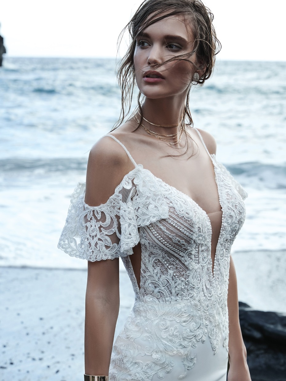 These New Fall 2020 Looks From Maggie Sottero Are Good Vibes Only