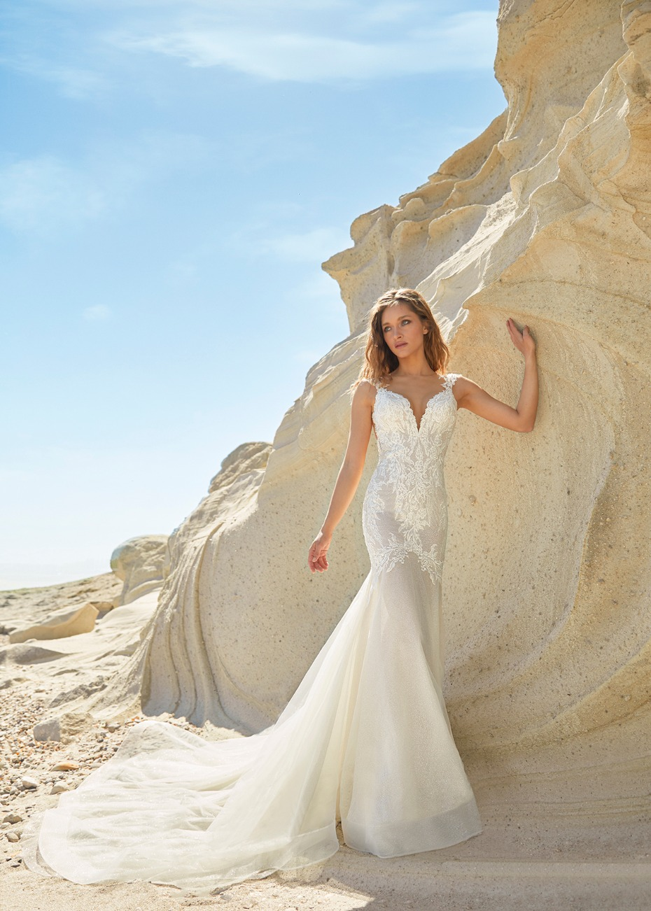 Ines By Ines Di Santo Spring 2021 Collection,Wedding Party Wear Dresses For Teenage Girls
