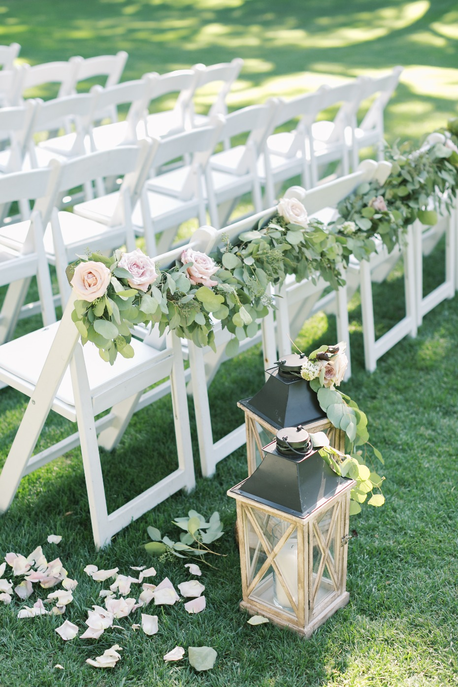 wedding chair decor ideas