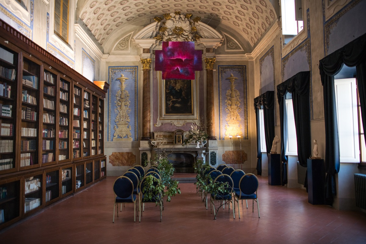 Florence wedding venue - The Artists Palace