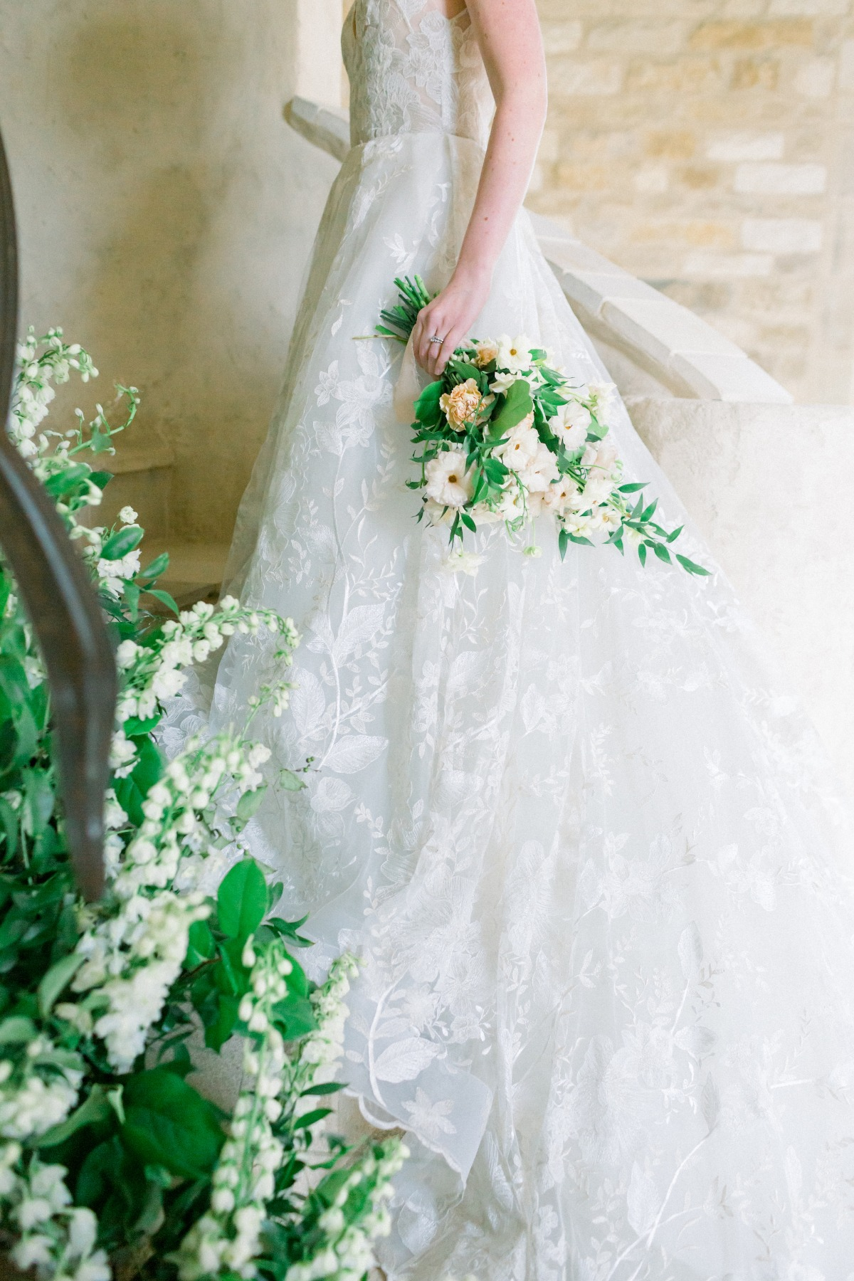 Hailey Paige Bridal wedding gown
