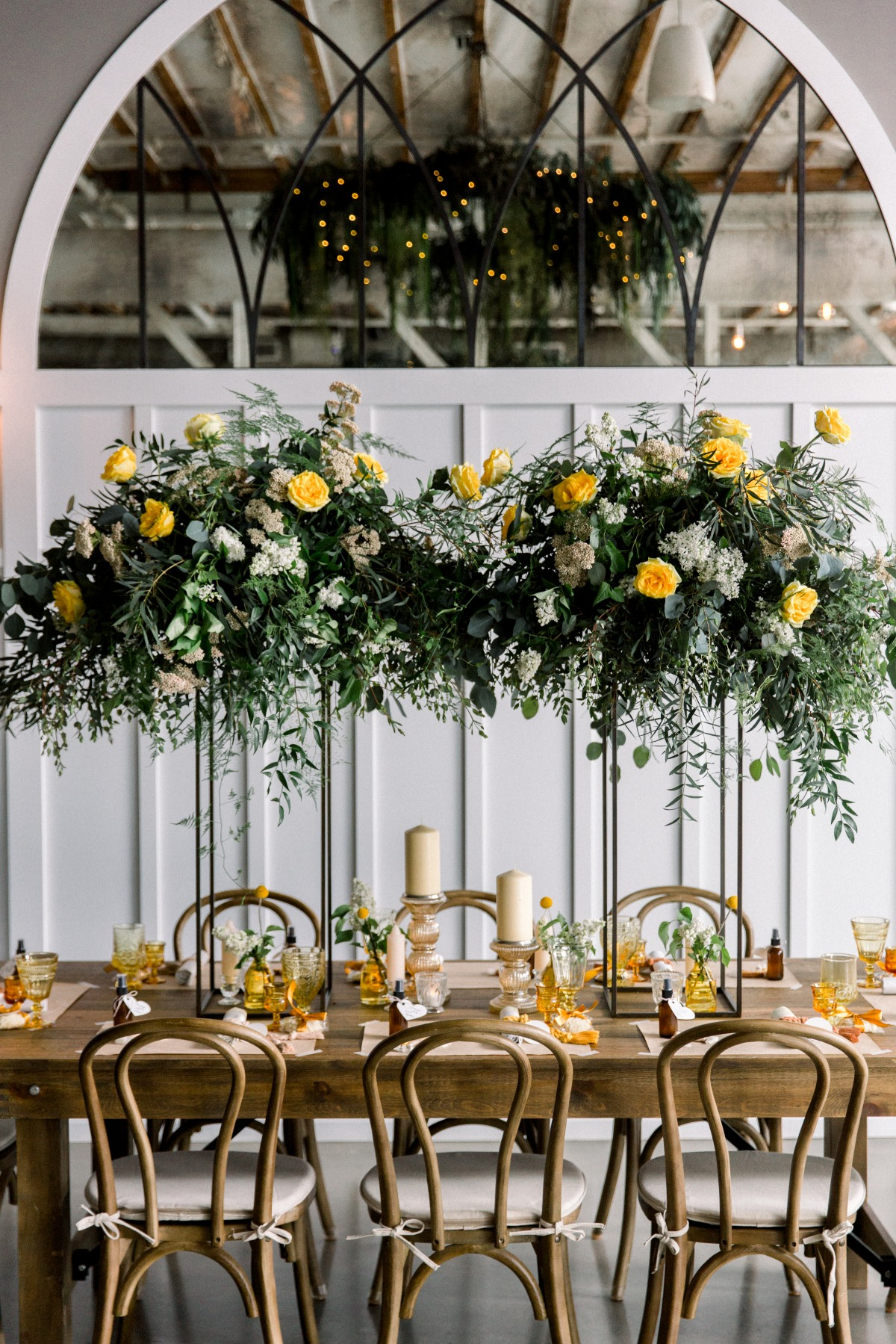 Sunny Yellow Wedding Ideas