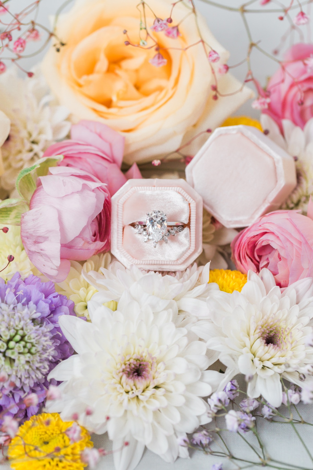 Engagement ring from  Stor Jewellery Co.