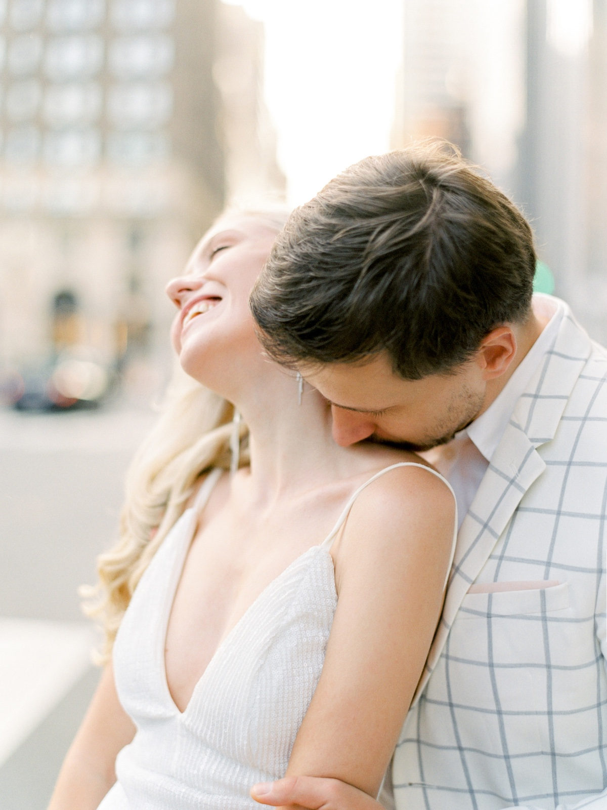 engagement session pose ideas