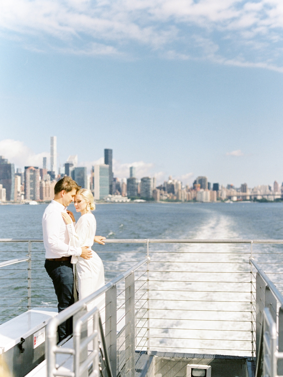 New York engagement session location ideas