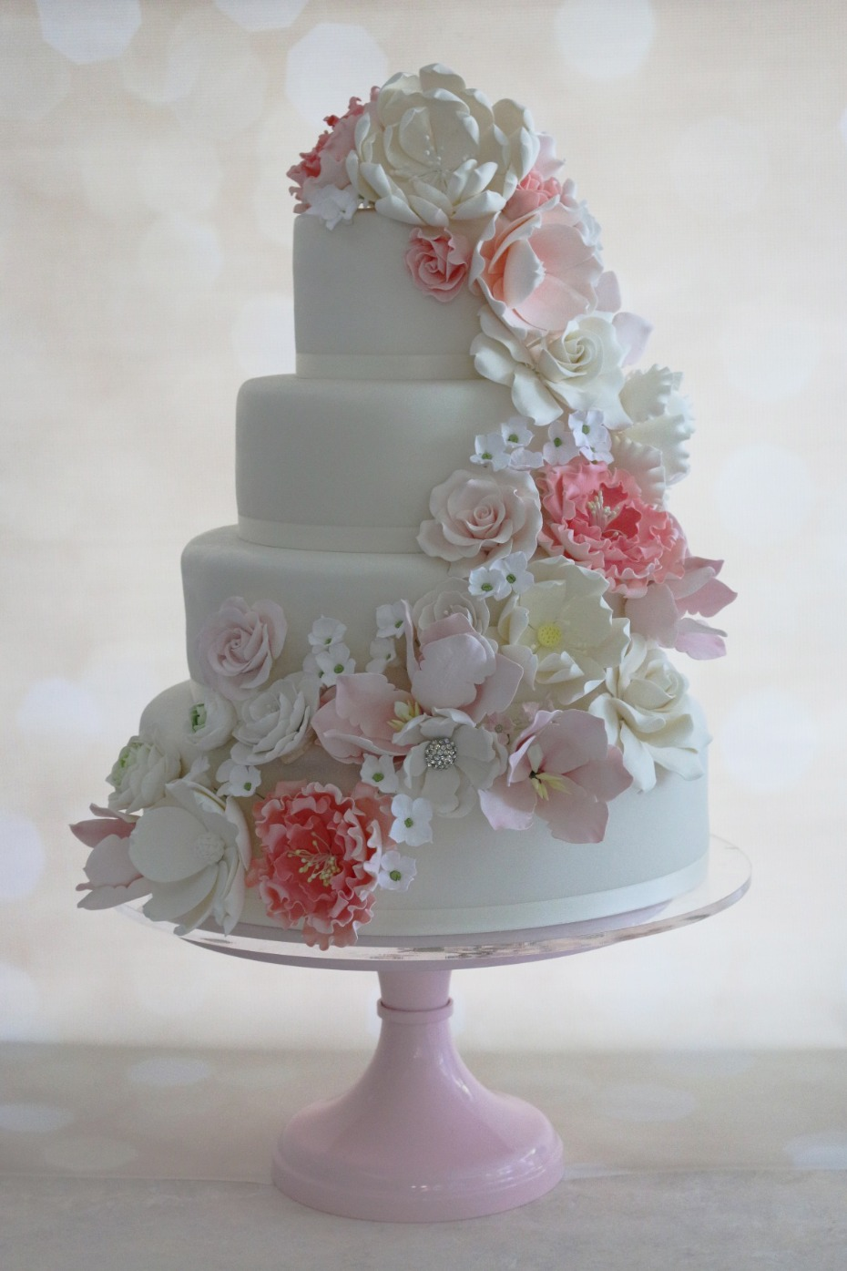 Wedding Cakes by Alessandra