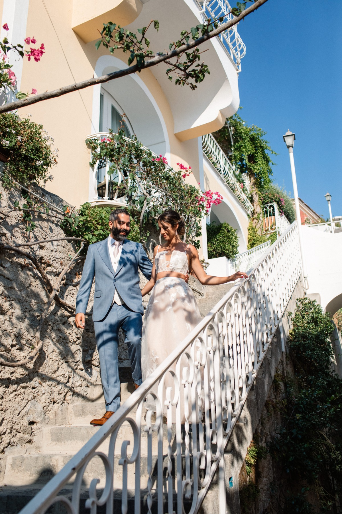 Amalfi Coast elopement