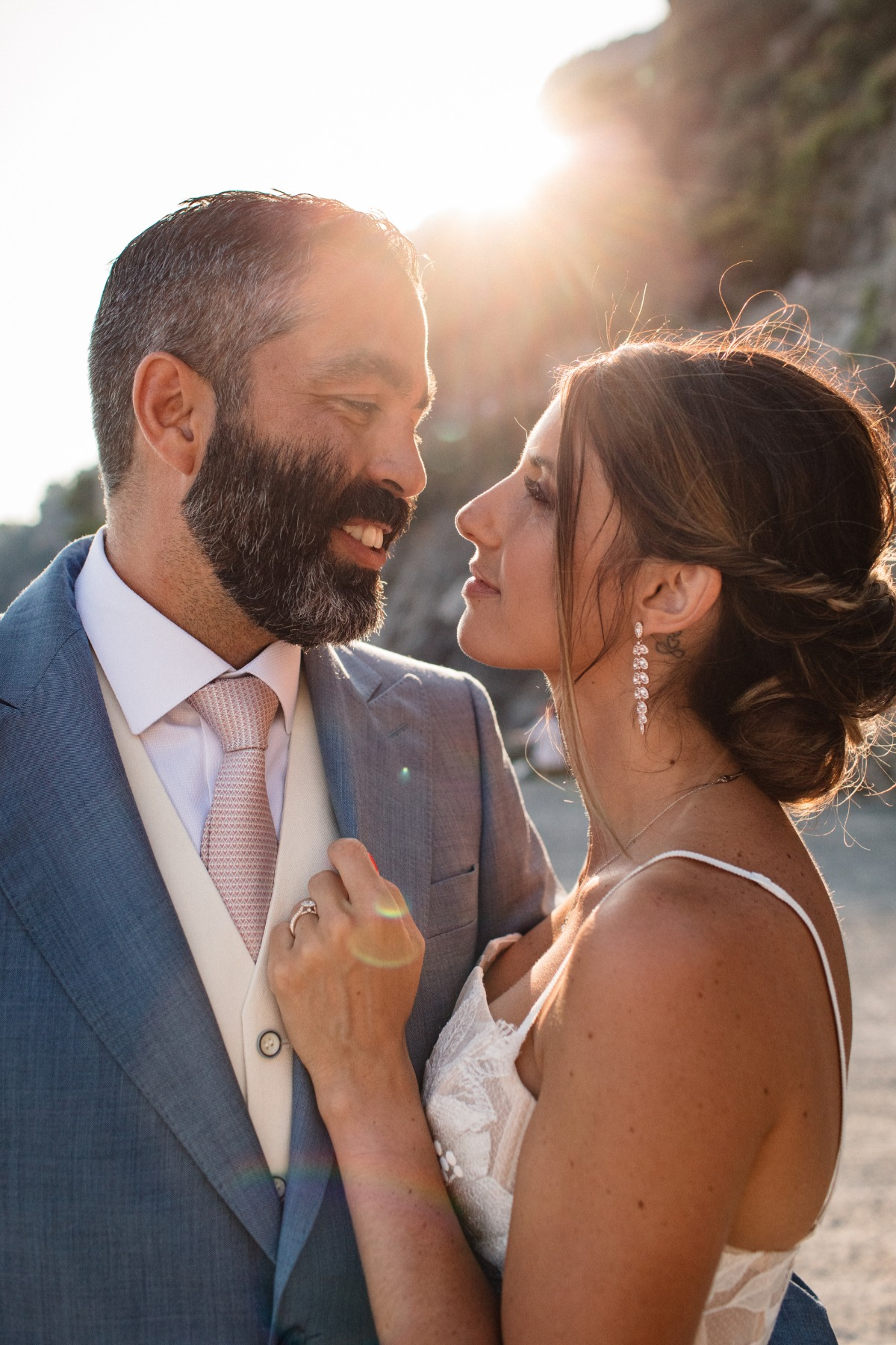 Amalfi Coast elopement photographed by Paolo Ceritano