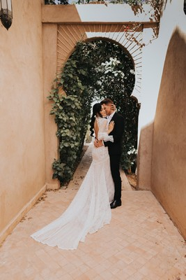 Two Models Elope To Marrakech and It's Beyond Fashionable