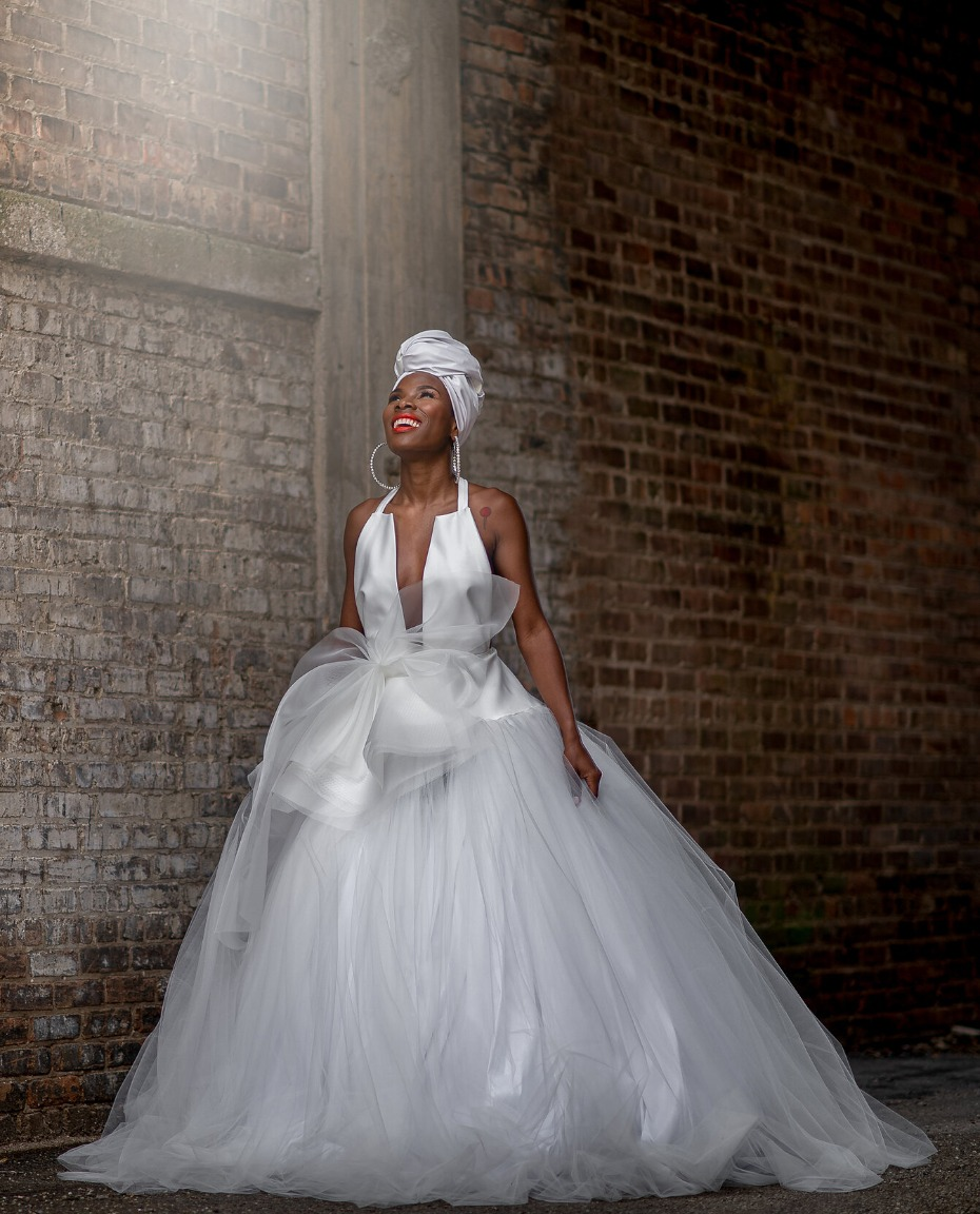 Laury Bride wedding dress