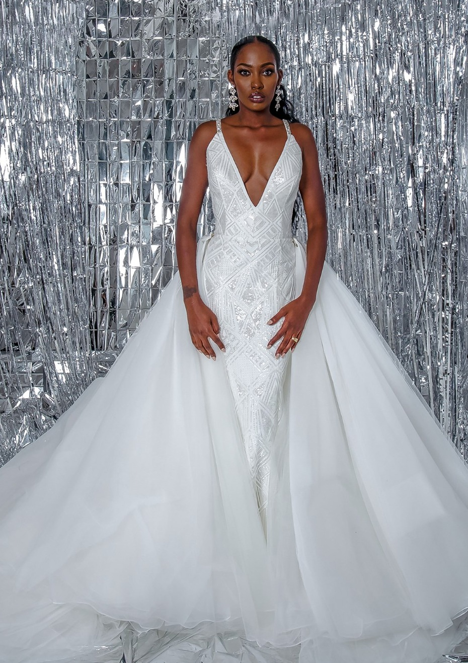 Black Wedding Dress Designers Who Need To Be On Your Radar