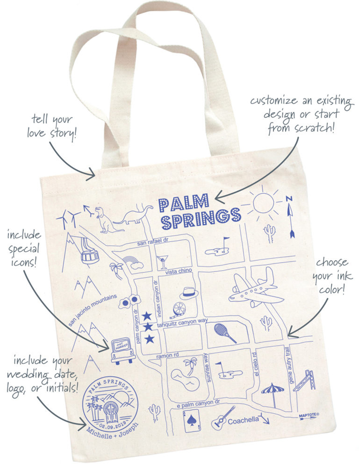 5 Tips For Making An Unforgettable Welcome Tote