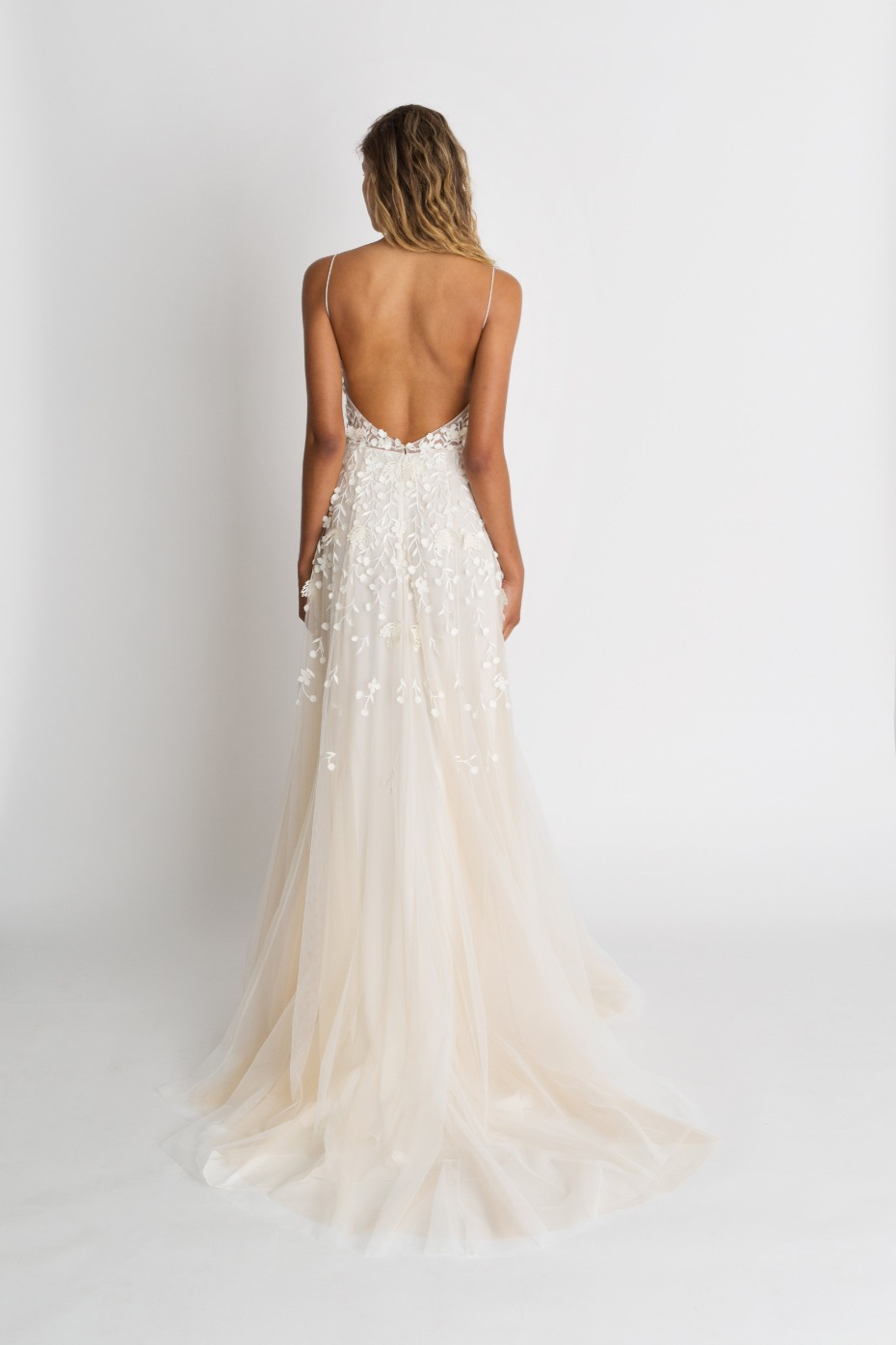 The Lana Gown by Alexandra Grecco