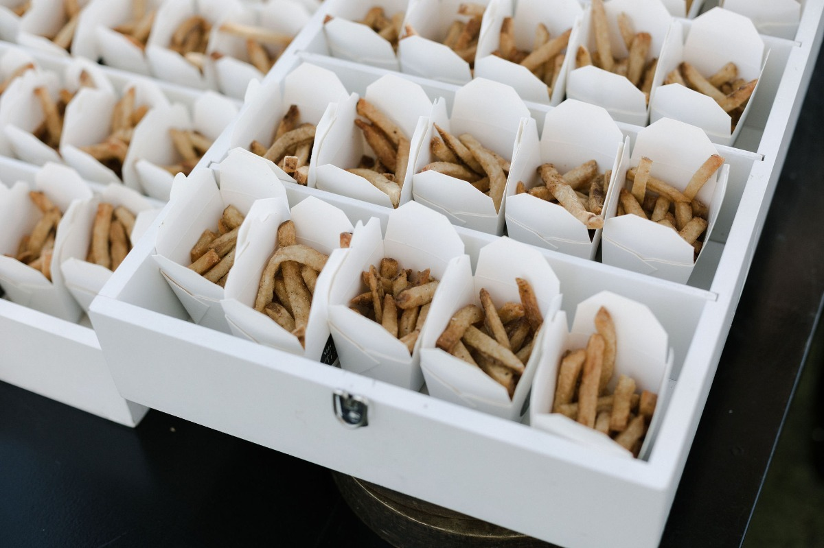 personalized Fry cart
