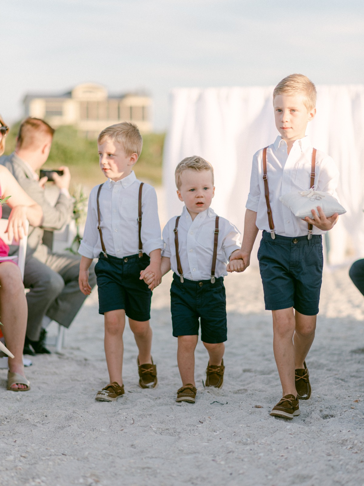 ring bearer outfit ideas