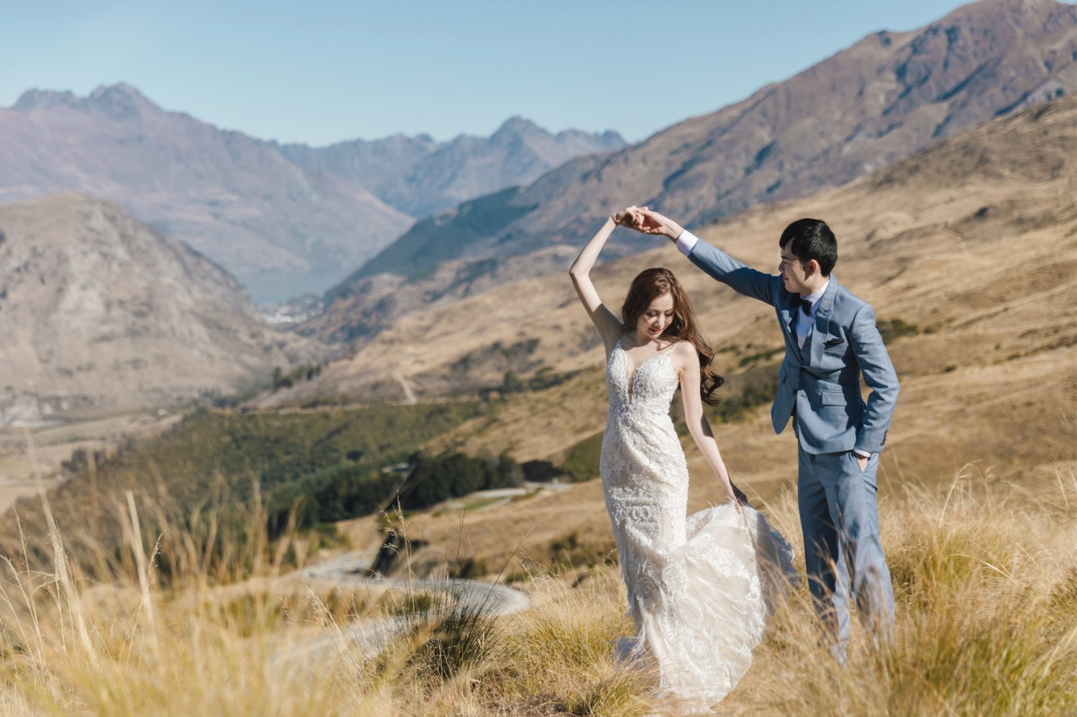 Mount Cook engagement photos captured by OneThreeOneFour